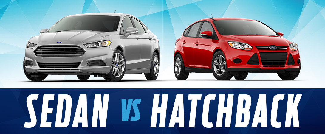 Sedan vs. Hatchback