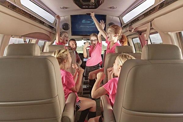 bd19334c66 9 Passenger GMC Savana Explorer Conversion Specifications