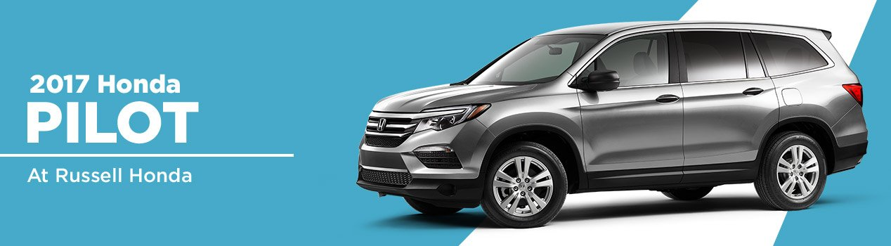 2017 Honda Pilot | Russell Honda | North Little Rock, AR