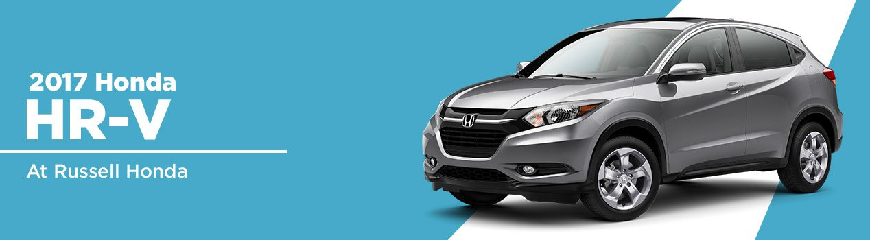 2017 Honda HR-V | Russell Honda | North Little Rock, AR