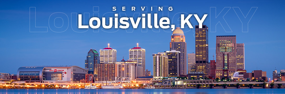 Serving Louisville, KY