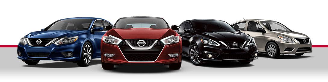 Nissan Sedan Lineup | Nissan of Visalia | Visalia, CA