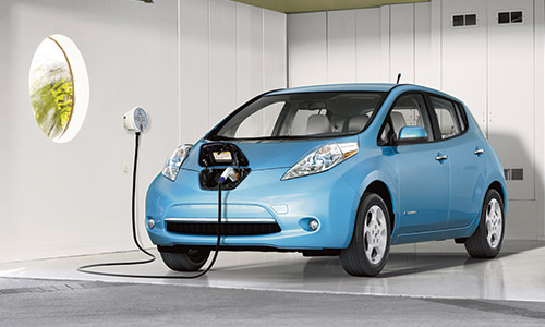 Why Buy the Nissan Leaf available at Santa Cruz Nissan