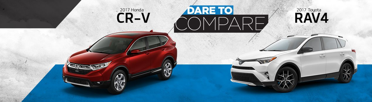 Dare to Compare the 2017 Honda CR-V | North Little Rock, Arkansas