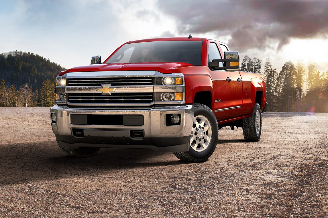 2017 Chevrolet Silverado 3500HD in Elbridge, NY