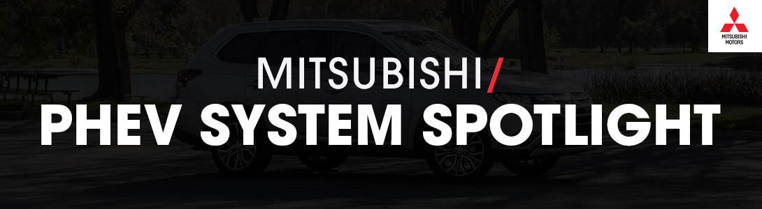 Mitsubishi PHEV Technology