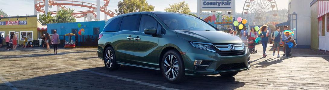 2018 Honda Odyssey Lx Vs Ex Vs Ex L Vs Touring Vs Elite Hots
