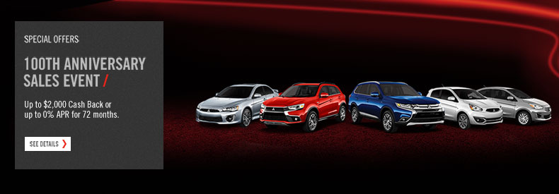 Mitsubishi Summer Sales Event - 790x275