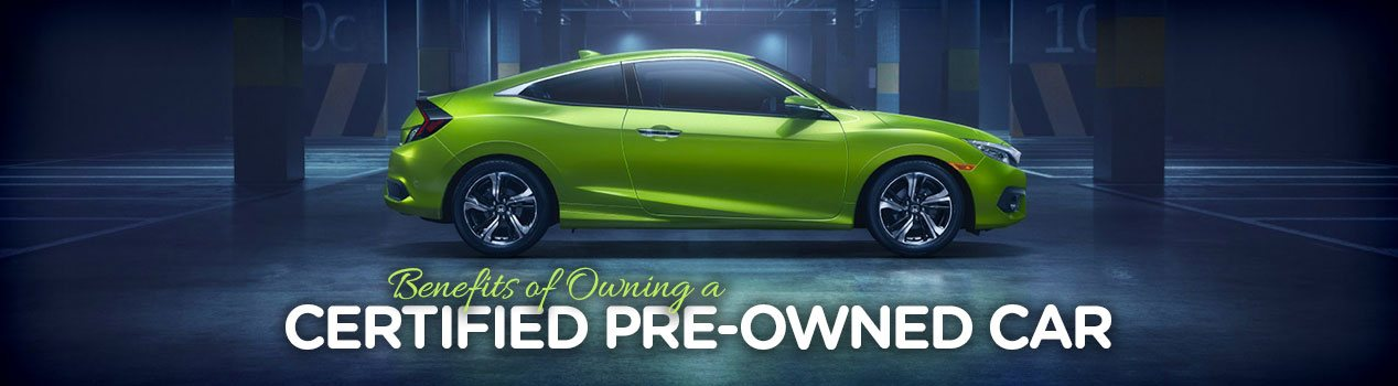 Benefits of Owning a Certified Pre-Owned Car | Russell Honda | North Little Rock, AR