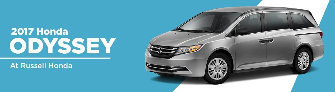 2017 Honda Odyssey | Russell Honda | North Little Rock, AR