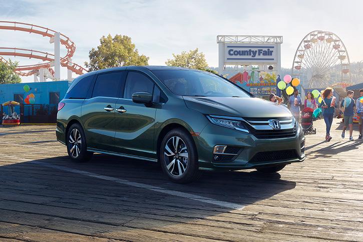 2018 Honda Odyssey Technology Spotlight | Union Park Honda ...