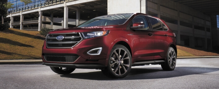 2017 Ford Edge | Weiser, ID | Hometown Motors