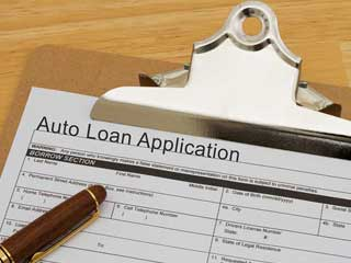 Auto Loan Application | Greenville, MS