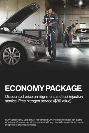 BMW Service Specials and Coupons  Habberstad BMW of Huntington