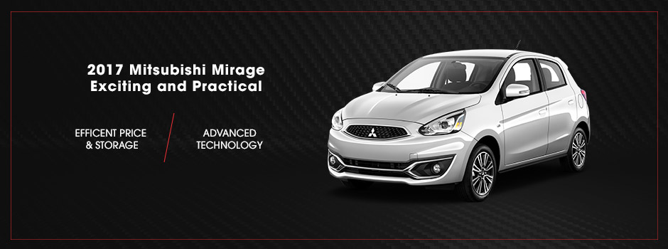 2017  Mitsubishi Mirage | Affordable | Don Robinson Mitsubishi | Saint Cloud, MN