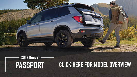 2019 Honda Passport in Springfield, MO