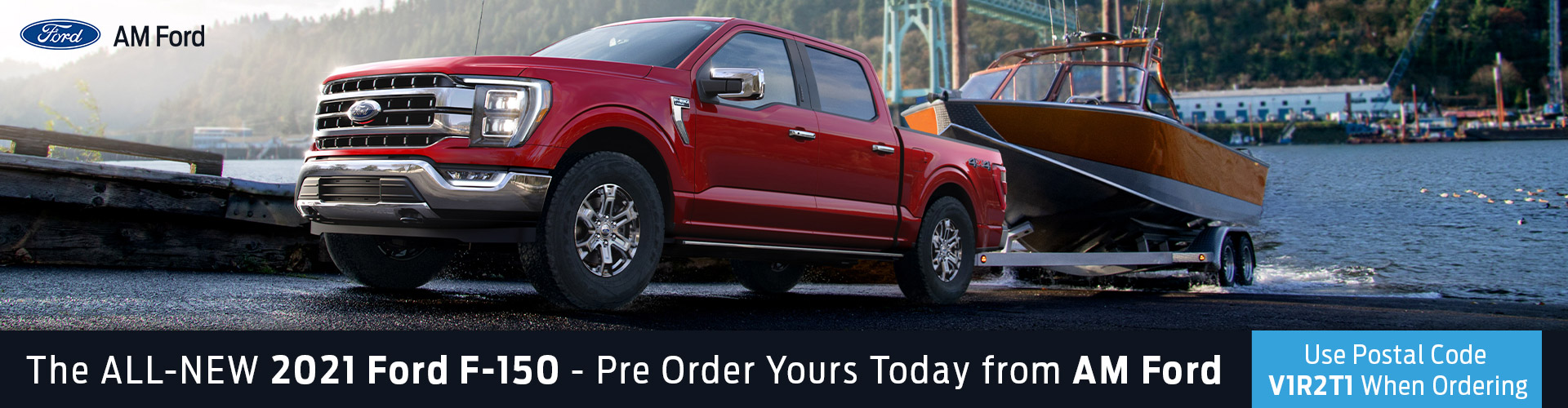 2021 Ford F-150 | AM Ford | Trail, BC