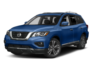 2018 Nissan Pathfinder in Allentown, PA