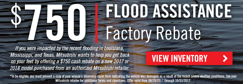 2017 Mitsubishi Flood Assistance-790x275