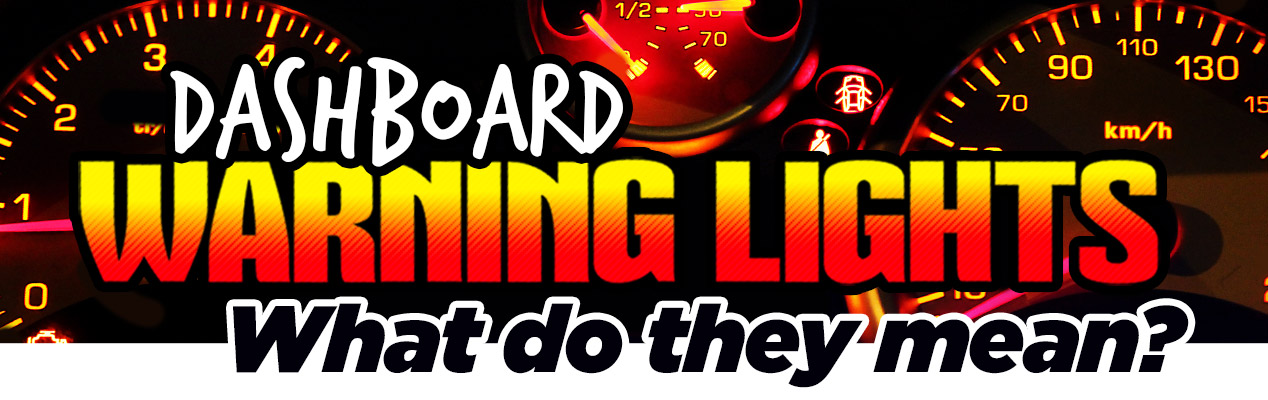 Dashboard Warning Lights | Chip Wynn Motors | Paducah, KY.