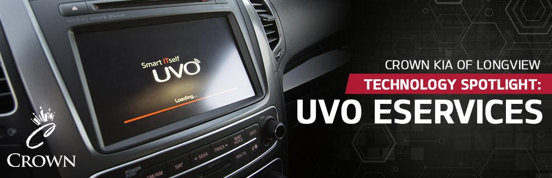 Kia UVO eServices | Longview, TX