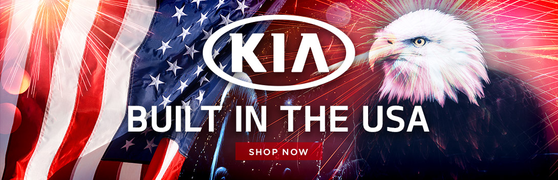 Kia: Built in the USA | Crown Motor Company | Tyler, TX