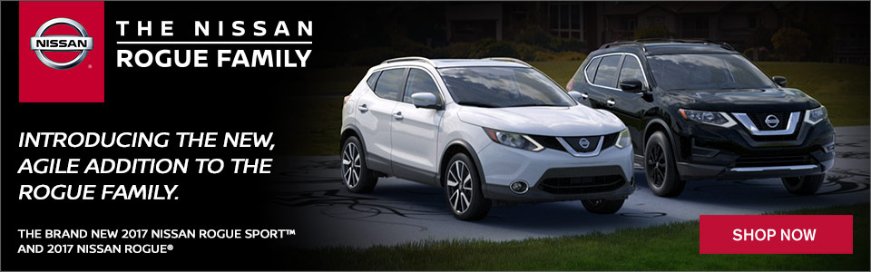 2017 Nissan Rogue Family in Galesburg, IL