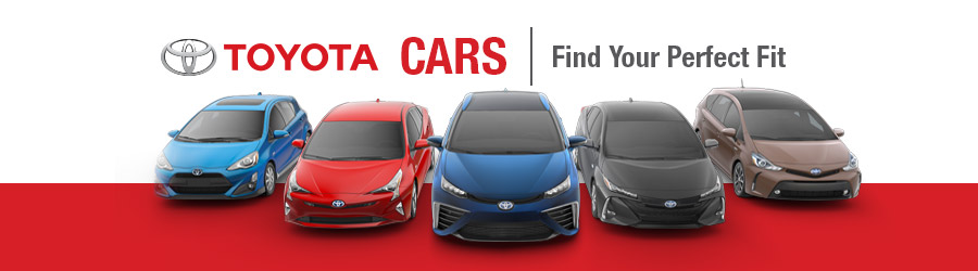 Toyota Cars at Krause Toyota - Serving the Lehigh Valley, PA