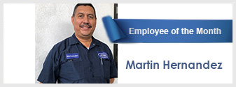 Tipton Auto Group - Employee of the Month