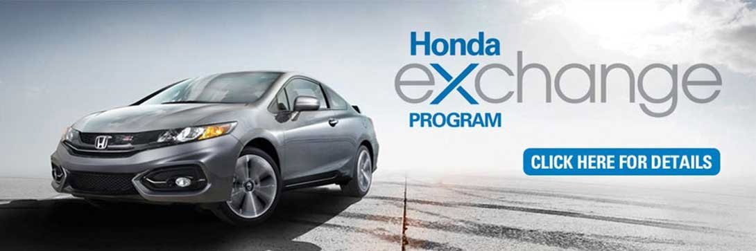 Marquee Honda Exchange Program