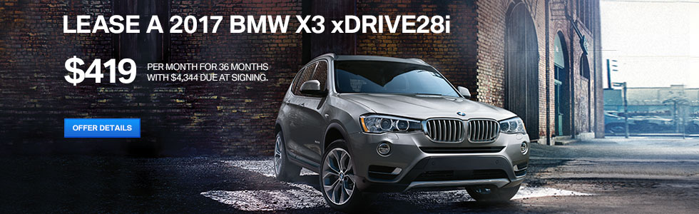 BMW Lease Offers