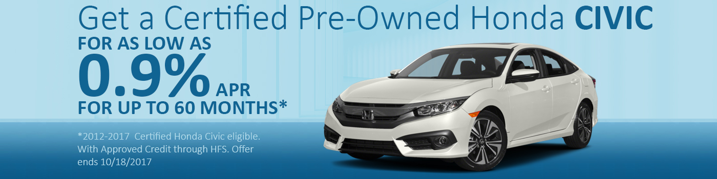 Don Wessel Honda - Used Civic