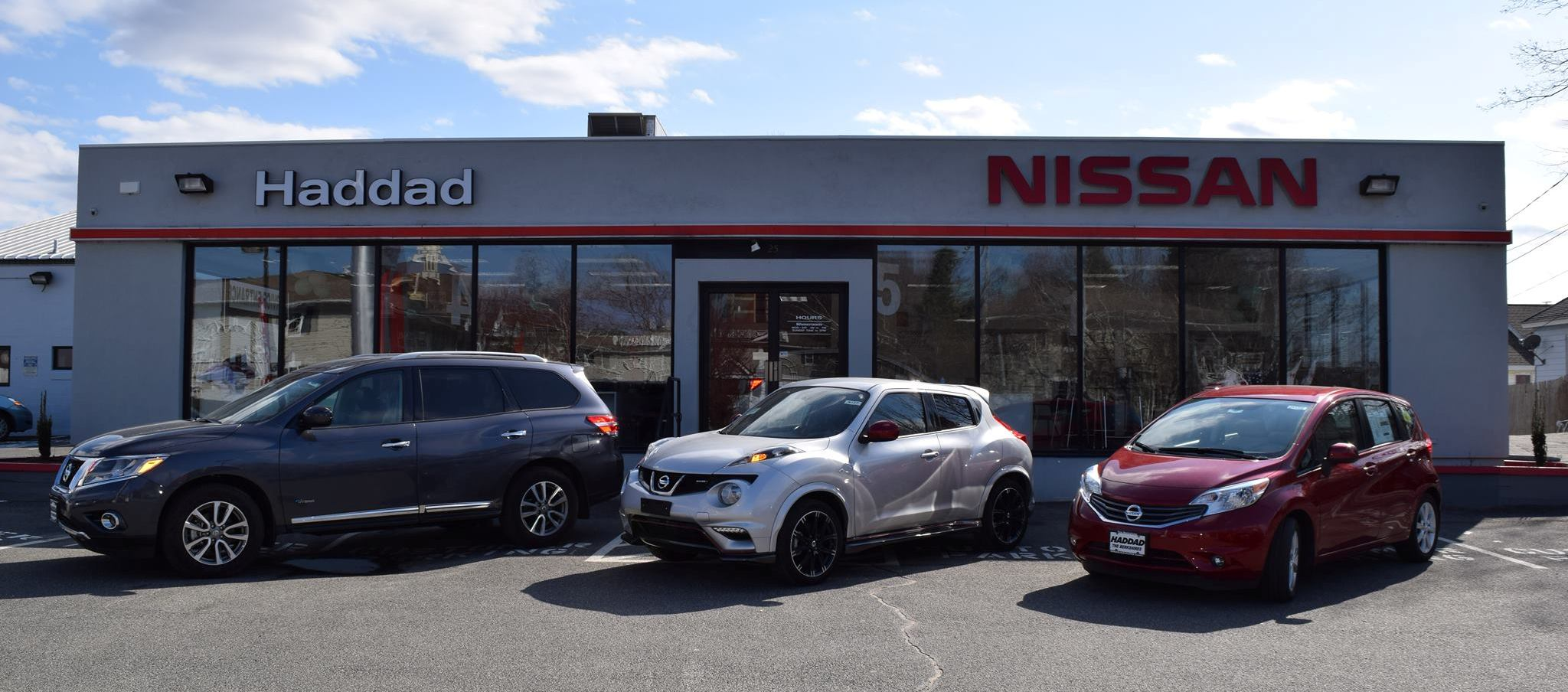 Haddad Nissan in Pittsfield, MA