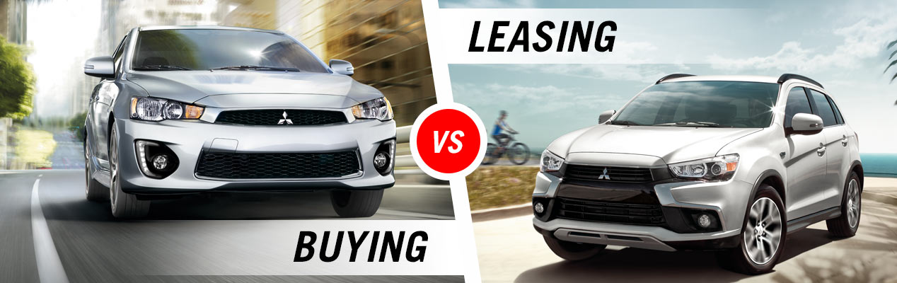 Buy vs  Lease | Mountaineer Mitsubishi | Beckley, WV