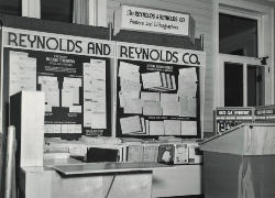 Reynolds Historical Photo - Office