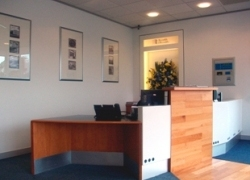 Reynolds UK Office Reception