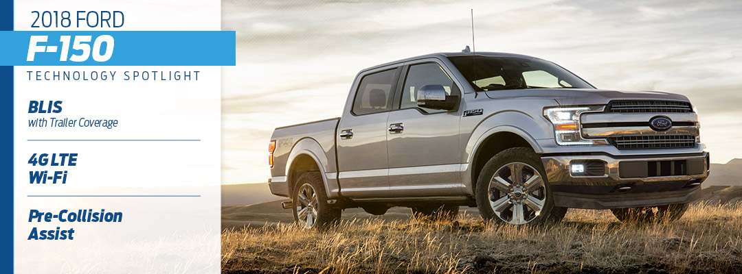 2018 Ford F-150 Technology | Pittsburgh, PA
