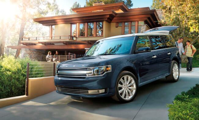 2018 Ford Flex in Weiser, ID | Hometown Motors