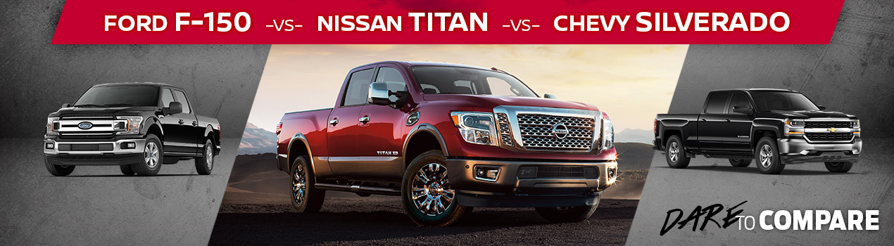 2017 Nissan Titan Overpowers the Competition in Gilroy, CA