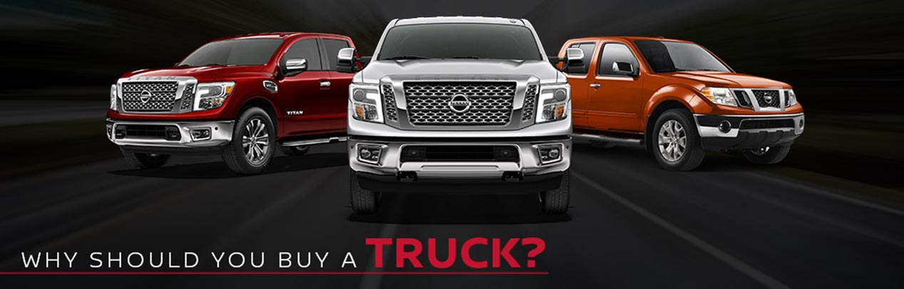 Benefits of Buying a Nissan Truck | Nissan of Lake Charles | Lake Charles,​ LA