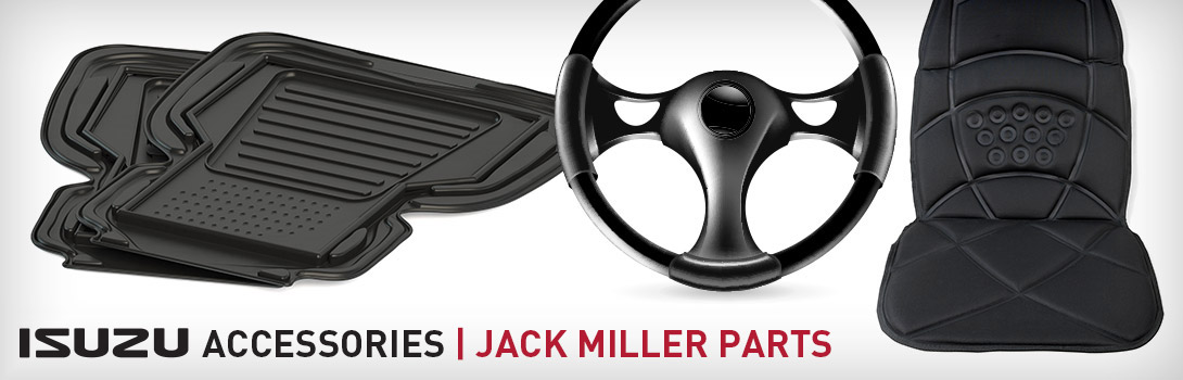 Isuzu Accessories | Jack Miller Kia | North Kansas City, MO