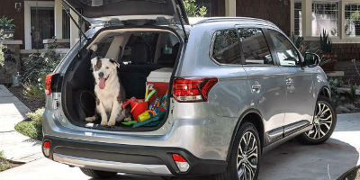 Mitsubishi Outlander Sport Cargo Room & Space | St. Albans, WV