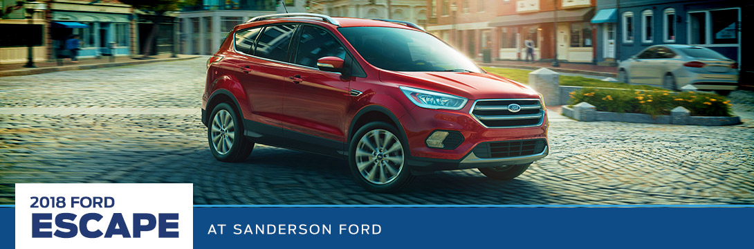 2018 Ford Escape in Phoenix, AZ