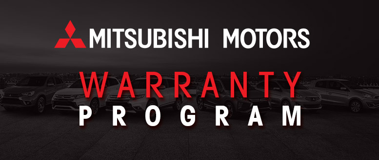 Mitsubishi Warranty Program | Don Robinson Mitsubishi | St. Cloud,