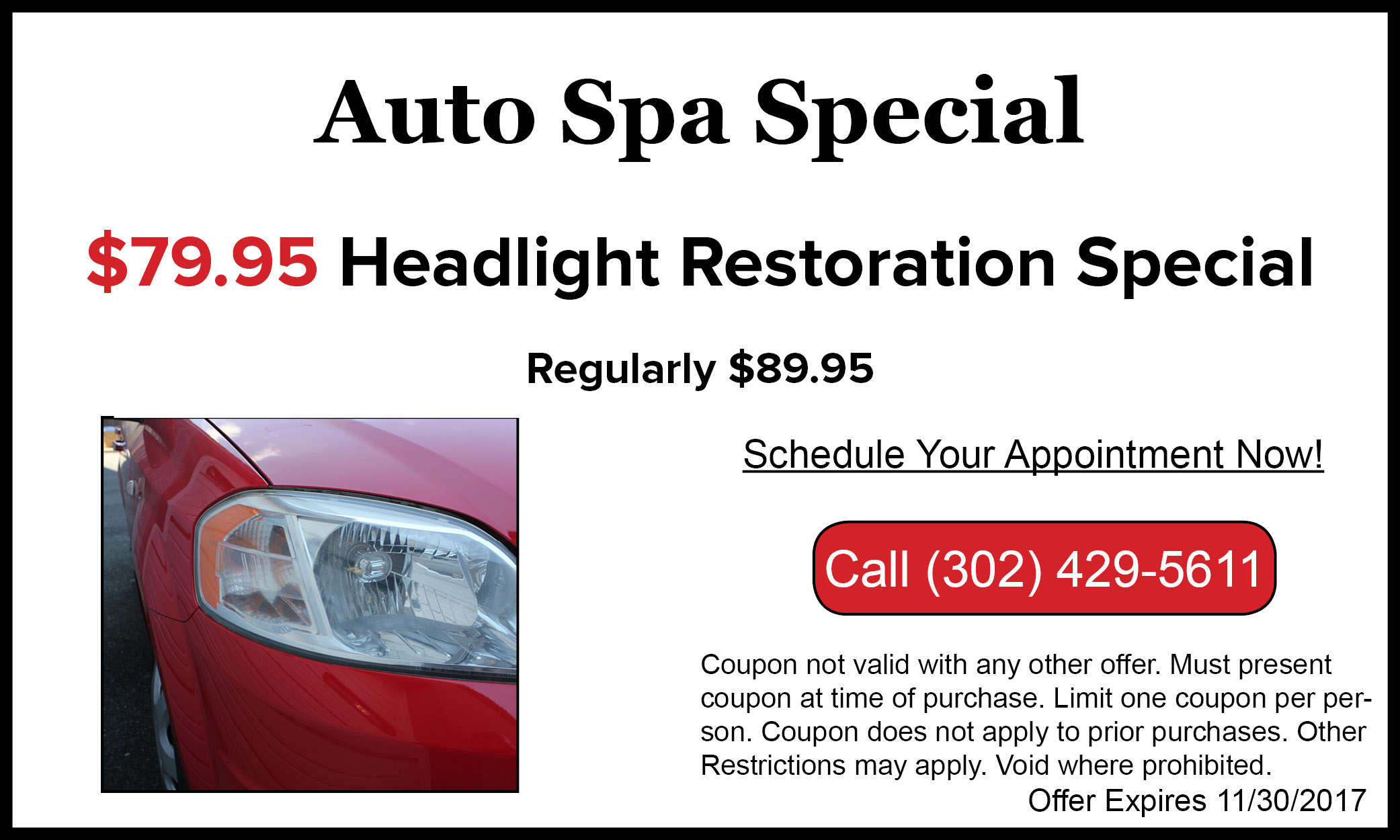 Auto Spa - Headlight - November 2017.jpg