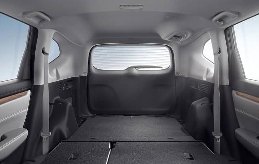 2018 Honda Cr V Interior