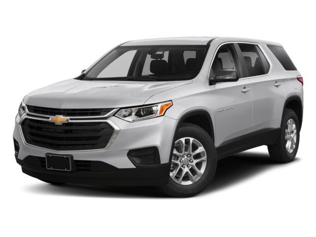 2018 Chevrolet Traverse at Carl Hogan | Columbus, MS