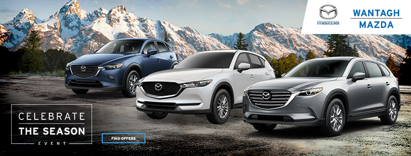 Find Affordable Lease Pricing on a Mazda at Wantagh Mazda – Serving Long Island, NY