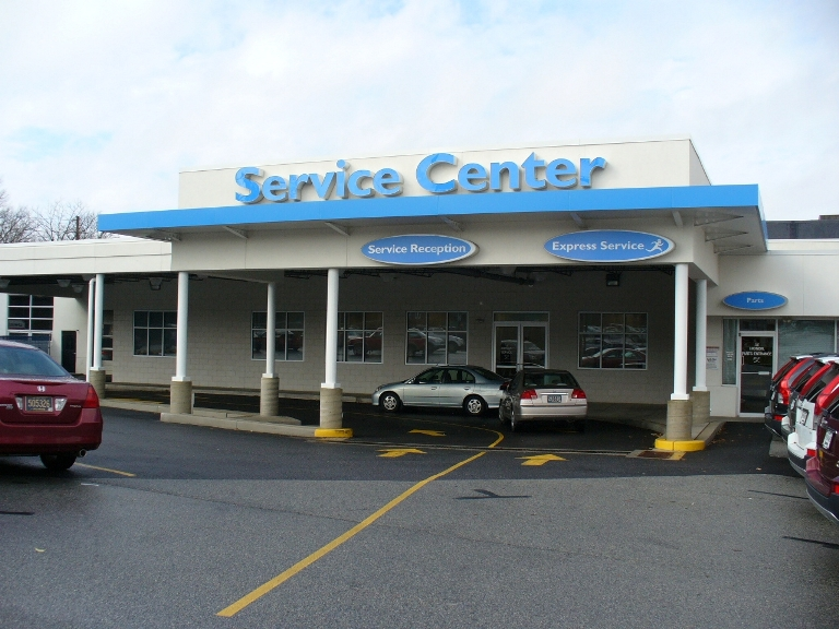 Service Center | Union Park Honda | Wilmington, DE