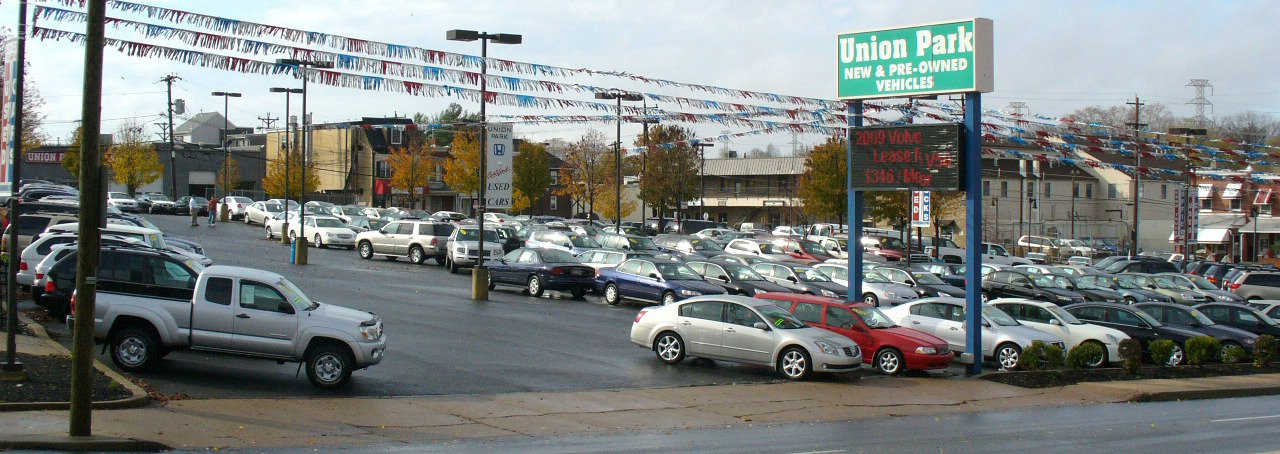 Union Park Pre-owned Lot | Union Park Honda | Wilmington, DE